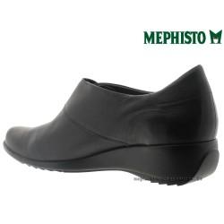 MEPHISTO Femme Scratch SECINA Noir cuir lisse 27353
