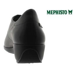 MEPHISTO Femme Scratch SECINA Noir cuir lisse 27354