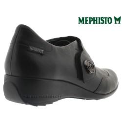 MEPHISTO Femme Scratch SECINA Noir cuir lisse 27355