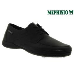 Mephisto Homme: Chez Mephisto pour homme exceptionnel Mephisto RIENZO Noir cuir lacets