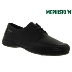 Mephisto Homme: Chez Mephisto pour homme exceptionnel Mephisto RIENZO Noir cuir lacets