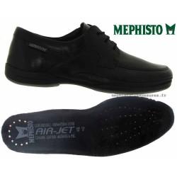 MEPHISTO Homme Lacet RIENZO Noir cuir 27816