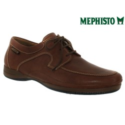 mephisto-chaussures.fr livre à Cahors Mephisto RIENZO marron cuir lacets