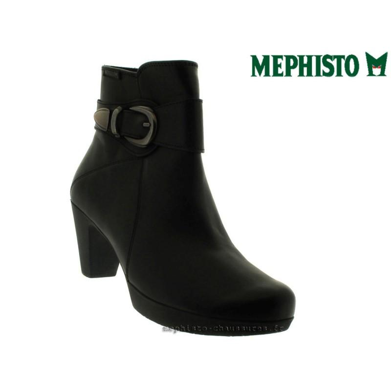 MEPHISTO Femme Bottine TRACY Noir cuir 28238