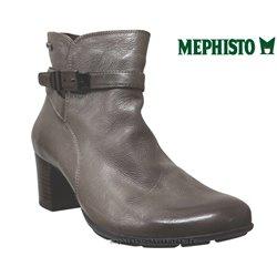 femme mephisto Chez www.mephisto-chaussures.fr Mephisto LAMIA Gris cuir bottine
