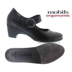 MOBILS de Mephisto Femme Talon BONI Noir cuir 28626