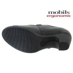 MOBILS de Mephisto Femme Talon BONI Noir cuir 28627