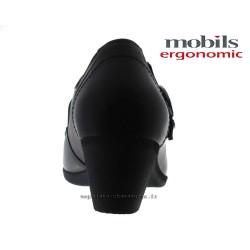 MOBILS de Mephisto Femme Talon BONI Noir cuir 28632