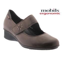 femme mephisto Chez www.mephisto-chaussures.fr Mobils GABY Gris cuir ballerine
