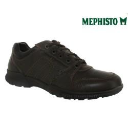 Mephisto Homme: Chez Mephisto pour homme exceptionnel Mephisto VINCENT Marron cuir lacets
