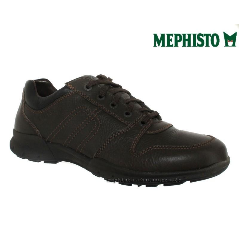MEPHISTO Homme Lacet VINCENT Marron cuir 28949