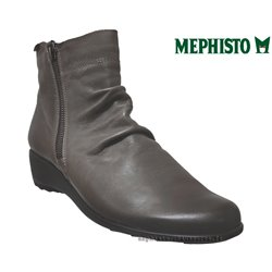 Chaussures femme Mephisto Chez www.mephisto-chaussures.fr Mephisto SANTINA Gris cuir bottine