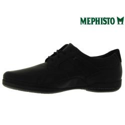 MEPHISTO Homme Lacet RONAN Noir cuir 29323