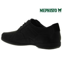 MEPHISTO Homme Lacet RONAN Noir cuir 29324