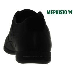 MEPHISTO Homme Lacet RONAN Noir cuir 29325