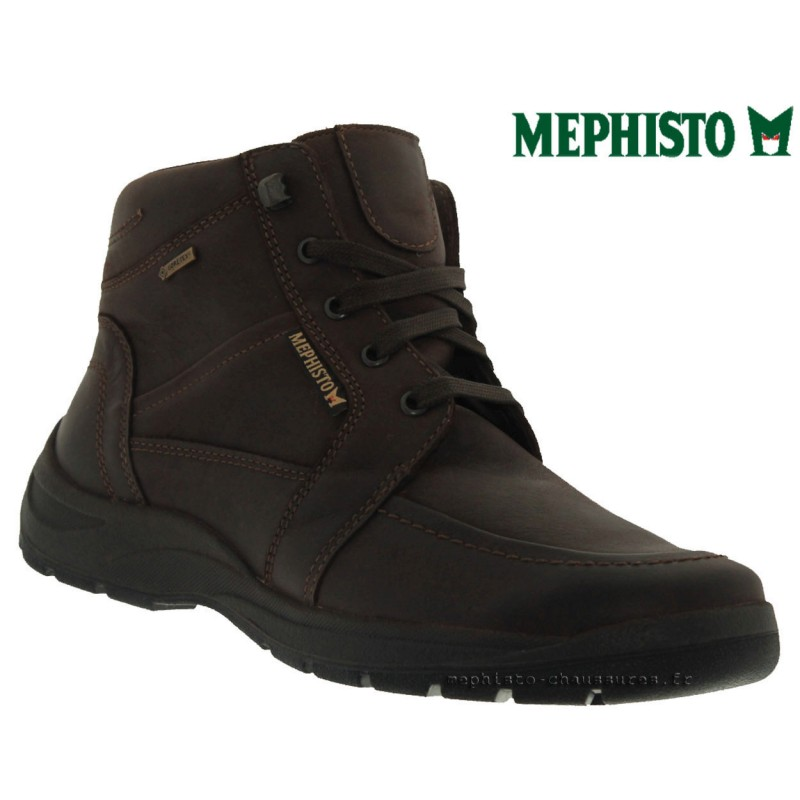 MEPHISTO Homme Bottillon BALTIC GT Marron cuir 29381