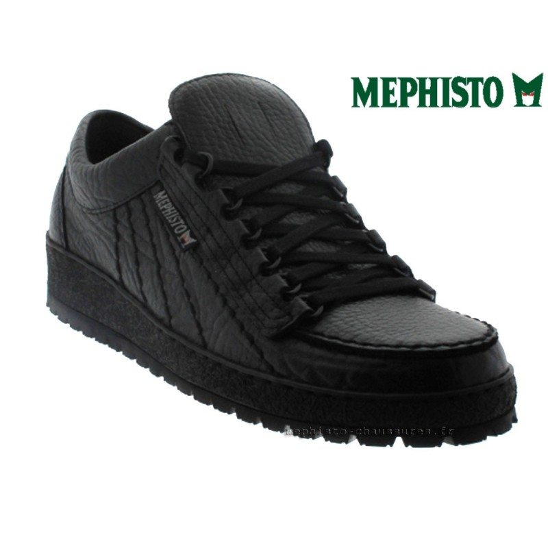distributeurs mephisto, RAINBOW, Noir cuir chez www.mephisto-chaussures.fr (29552)