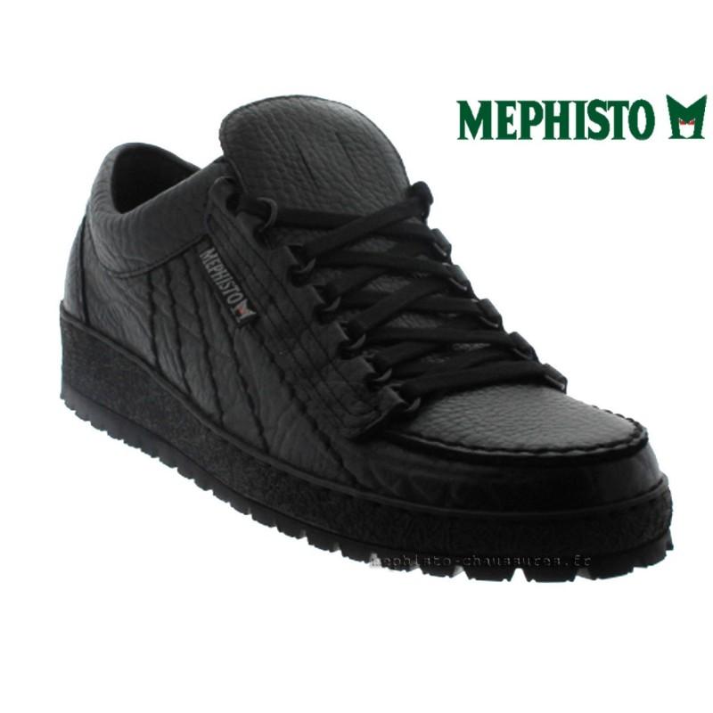 achat mephisto, RAINBOW, Noir cuir chez www.mephisto-chaussures.fr (29552)