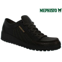 Mode mephisto Mephisto RAINBOW Marron cuir lacets