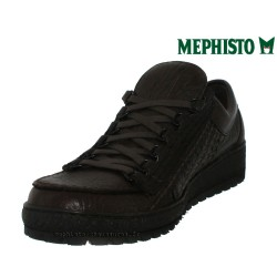 MEPHISTO Homme Lacet RAINBOW Marron cuir 29780