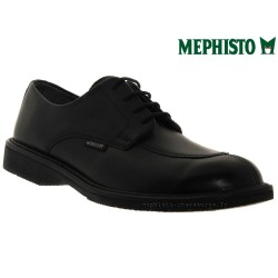 mephisto-chaussures.fr livre à Gravelines Mephisto MIKE Noir cuir lacets