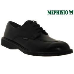 mephisto-chaussures.fr livre à Paris Lyon Marseille Mephisto MIKE Noir cuir lacets