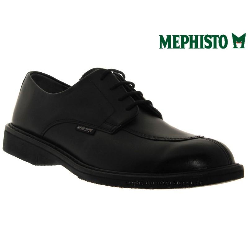 le pecq, MIKE, Noir cuir chez www.mephisto-chaussures.fr (29813)
