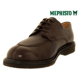 MEPHISTO Homme Lacet MIKE Marron cuir 29951