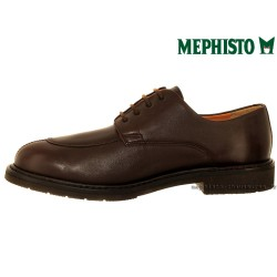 MEPHISTO Homme Lacet MIKE Marron cuir 29952