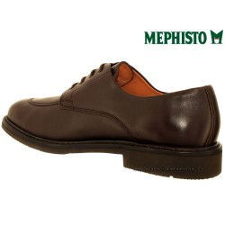 MEPHISTO Homme Lacet MIKE Marron cuir 29953