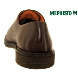 MEPHISTO Homme Lacet MIKE Marron cuir 29954