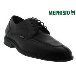 mephisto-chaussures.fr livre à Paris Lyon Marseille Mephisto FOLKAR Noir cuir lacets