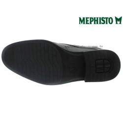 MEPHISTO Homme Lacet FOLKAR Noir cuir 30211