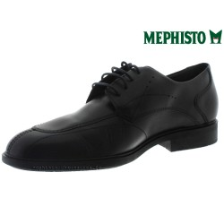 MEPHISTO Homme Lacet FOLKAR Noir cuir 30213