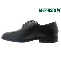MEPHISTO Homme Lacet FOLKAR Noir cuir 30214