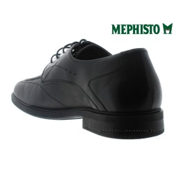 MEPHISTO Homme Lacet FOLKAR Noir cuir 30215