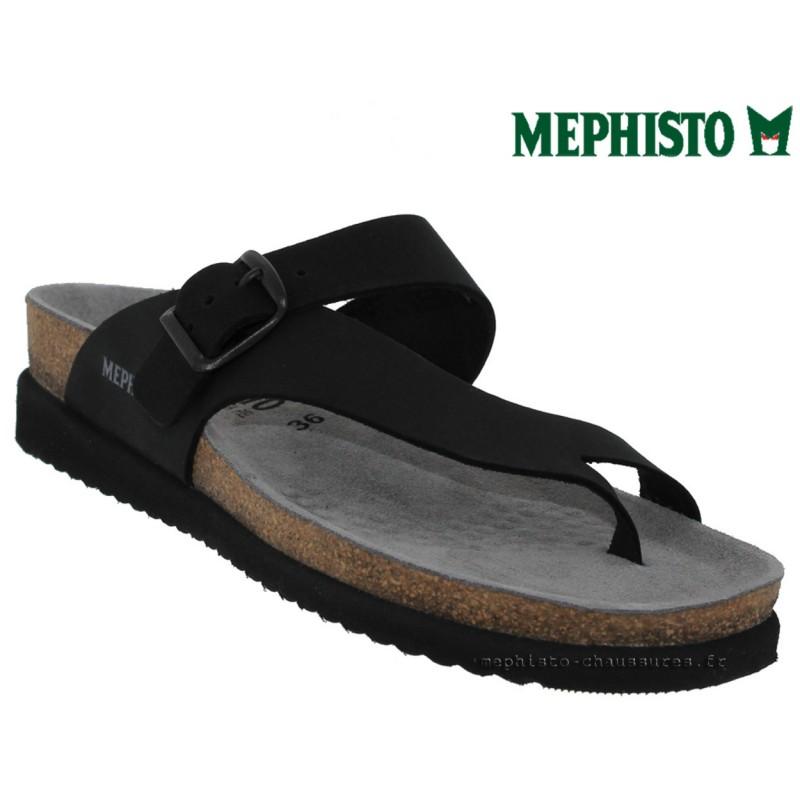 le pecq, HELEN, Noir nubuck chez www.mephisto-chaussures.fr (30553)