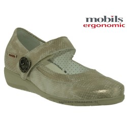 Chaussures femme Mephisto Chez www.mephisto-chaussures.fr Mobils JESSY Ecru cuir mary-jane