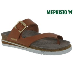 Mephisto femme Chez www.mephisto-chaussures.fr Mephisto SAFO Marron cuir tong