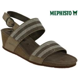 Sandale Méphisto Mephisto MAURANE Beige daim sandale