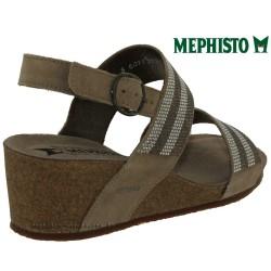 MAURANE Beige daim 40(fr) sandale
