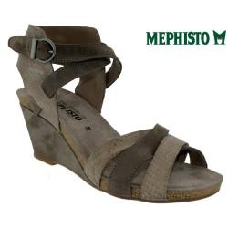 Sandale femme Méphisto Chez www.mephisto-chaussures.fr Mephisto JORINE Gris nubuck sandale