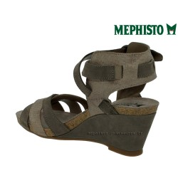 JORINE Gris nubuck 40(fr) sandale