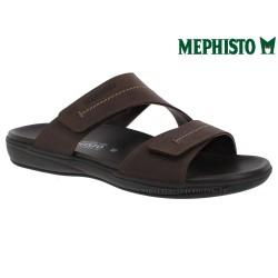 mephisto-chaussures.fr livre à Besançon Mephisto STAN Marron cuir mule