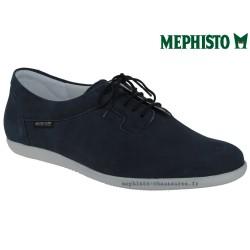 mephisto-chaussures.fr livre à Paris Lyon Marseille Mephisto KAROLE Marine nubuck lacets