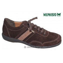 Mephisto Homme: Chez Mephisto pour homme exceptionnel Mephisto BONITO H Marron velour lacets