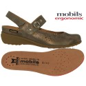 SORGIA PERF Taupe cuir 6.5(eur) 40(fr) sandale