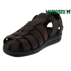 le pecq, SAM BRUSH, Marron cuir chez www.mephisto-chaussures.fr (32527)