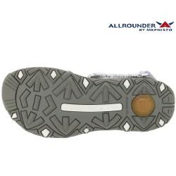 LAGOONA Blanc cuir 40(fr) sandale
