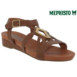 SANDALE FEMME MEPHISTO Chez www.mephisto-chaussures.fr Mephisto GIANA Marron cuir sandale